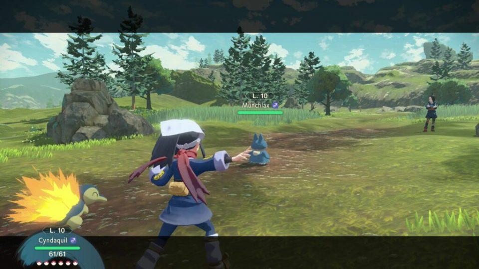 Leggende Pokémon: Arceus, nuovi trailer e screenshot 21