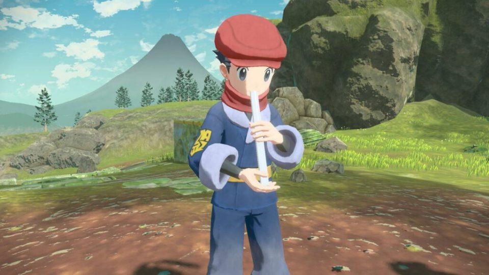 Leggende Pokémon: Arceus, nuovi trailer e screenshot 22