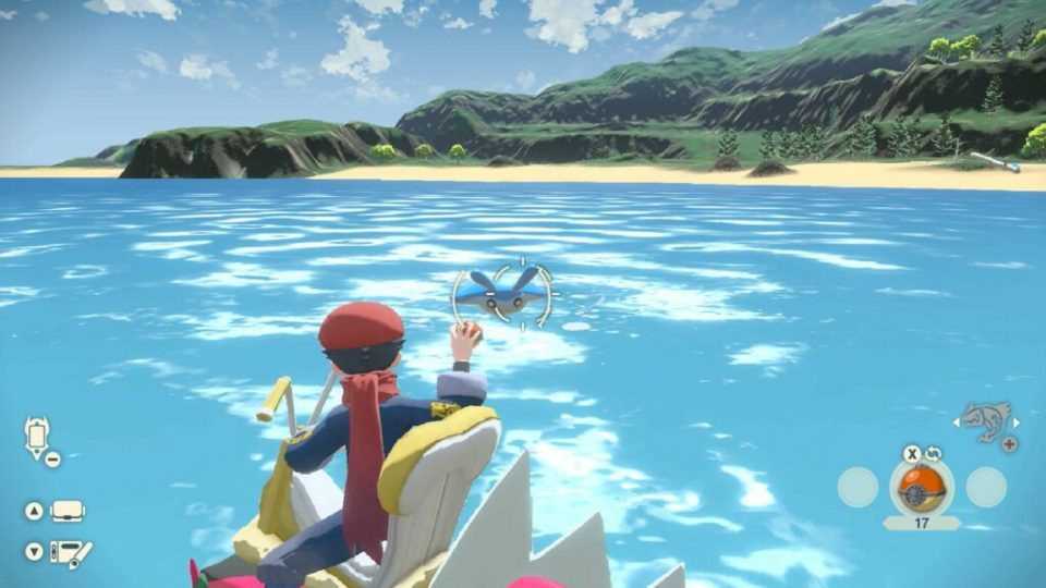 Leggende Pokémon: Arceus, nuovi trailer e screenshot 25
