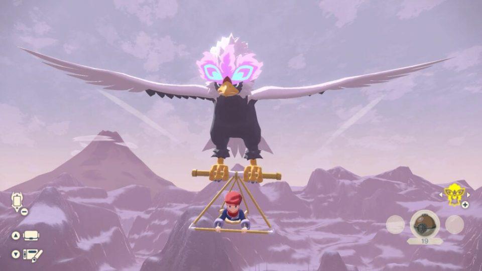 Leggende Pokémon: Arceus, nuovi trailer e screenshot 27