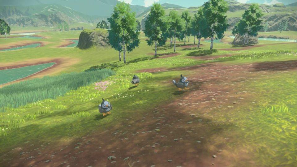 Leggende Pokémon: Arceus, nuovi trailer e screenshot 29