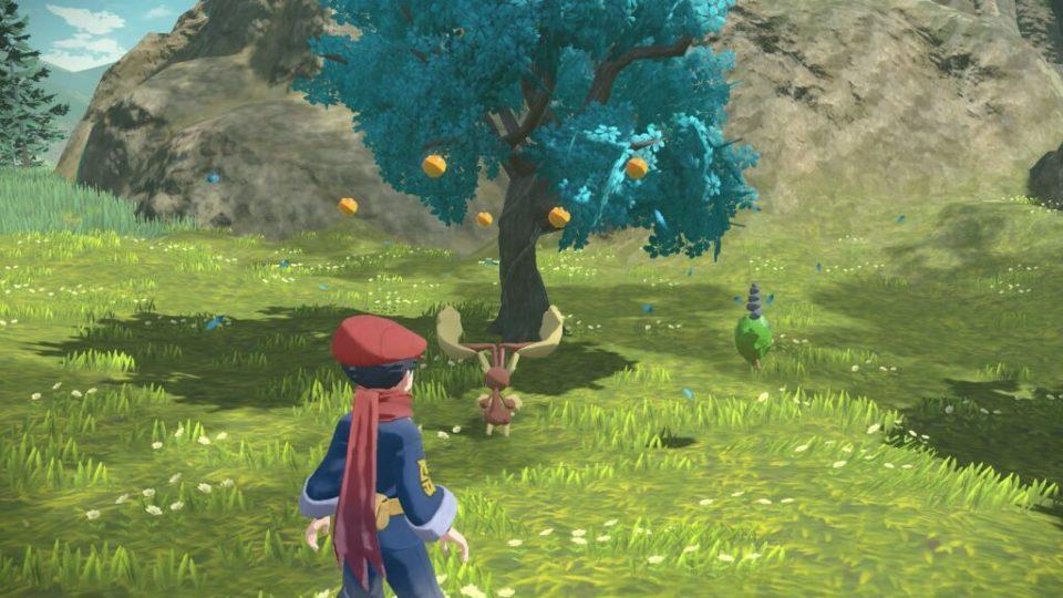 Leggende Pokémon: Arceus, nuovi trailer e screenshot 31