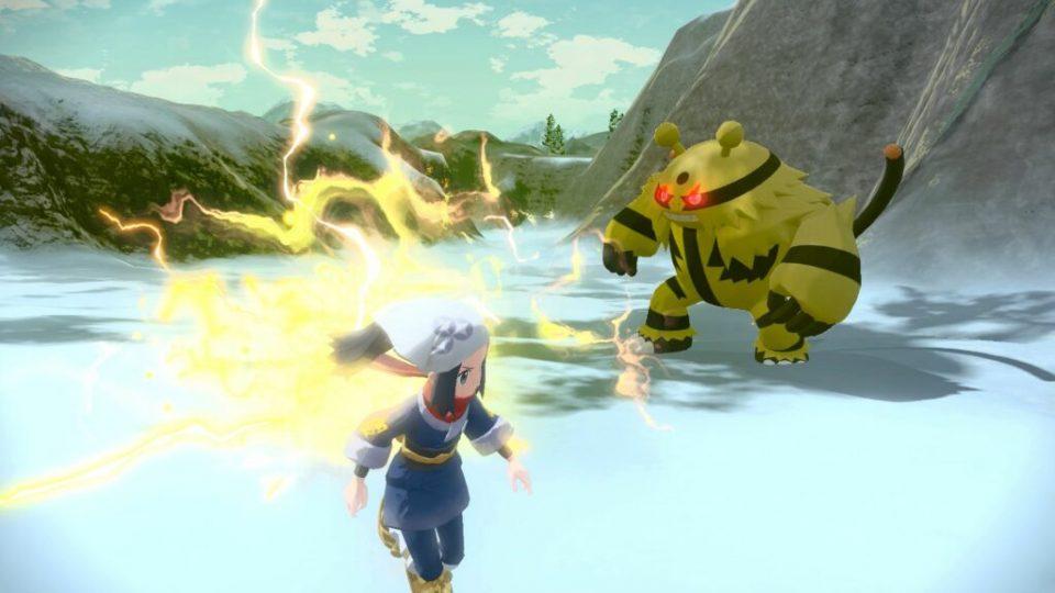 Leggende Pokémon: Arceus, nuovi trailer e screenshot 33