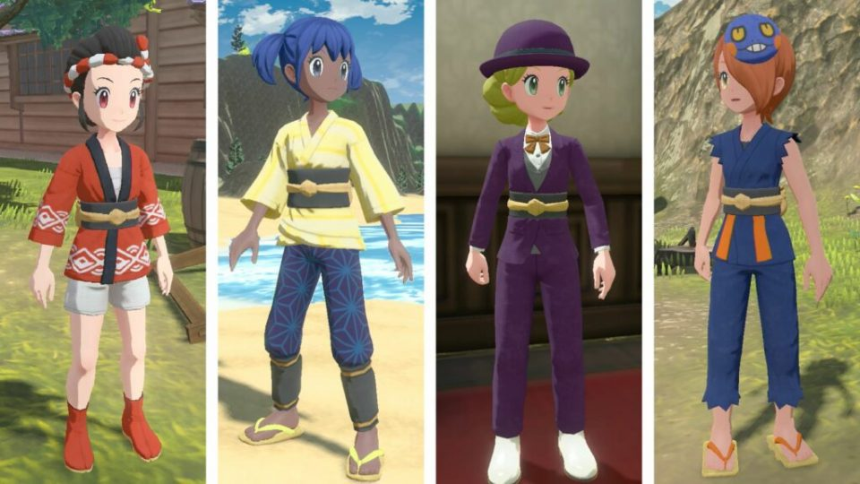 Leggende Pokémon: Arceus, nuovi trailer e screenshot 40