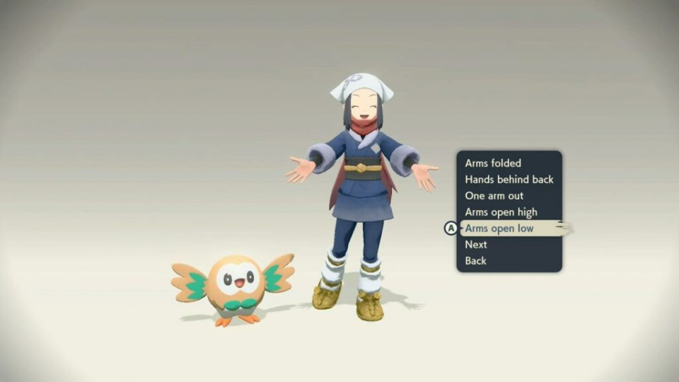 Leggende Pokémon: Arceus, nuovi trailer e screenshot 42