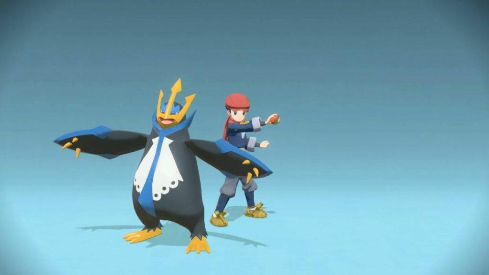 Leggende Pokémon: Arceus, nuovi trailer e screenshot 43