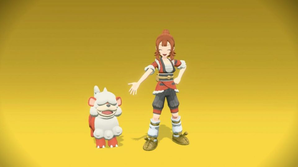 Leggende Pokémon: Arceus, nuovi trailer e screenshot 44