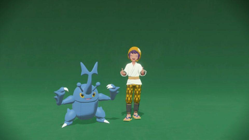 Leggende Pokémon: Arceus, nuovi trailer e screenshot 45