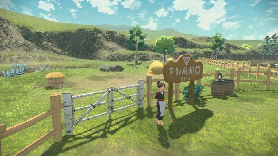 Leggende Pokémon: Arceus, nuovi trailer e screenshot 49