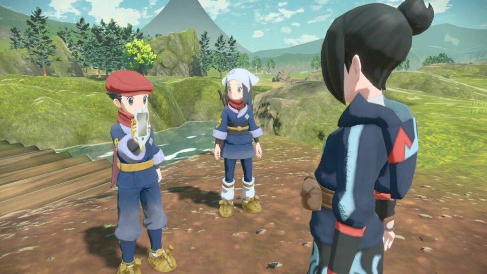 Leggende Pokémon: Arceus, nuovi trailer e screenshot 51