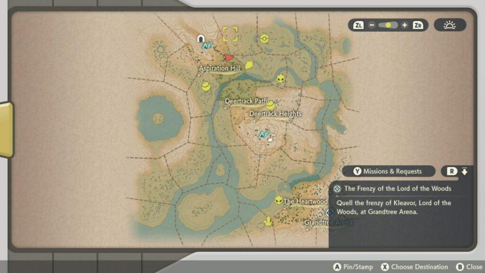Leggende Pokémon: Arceus, nuovi trailer e screenshot 52