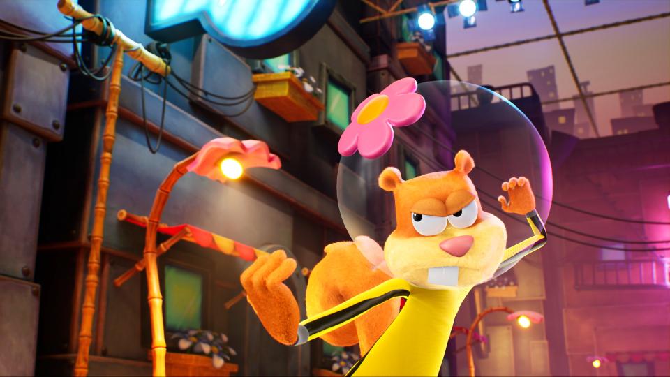 SpongeBob SquarePants: The Cosmic Shake annunciato per PS4, Xbox One, Switch e PC 5