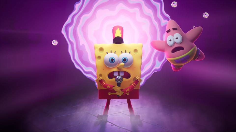 SpongeBob SquarePants: The Cosmic Shake annunciato per PS4, Xbox One, Switch e PC 10