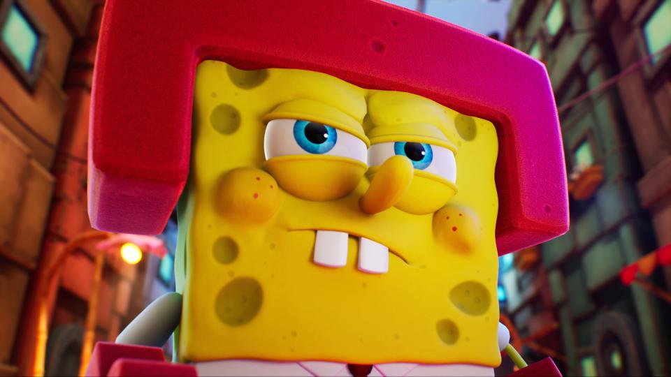 SpongeBob SquarePants: The Cosmic Shake annunciato per PS4, Xbox One, Switch e PC 7