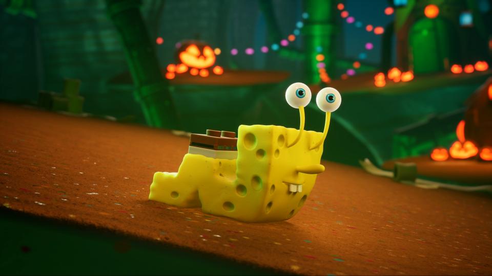 SpongeBob SquarePants: The Cosmic Shake annunciato per PS4, Xbox One, Switch e PC 6