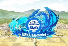 That Time I Got Reincarnated as a Slime: ISEKAI Memories