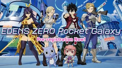 Edens Zero: Pocket Galaxy