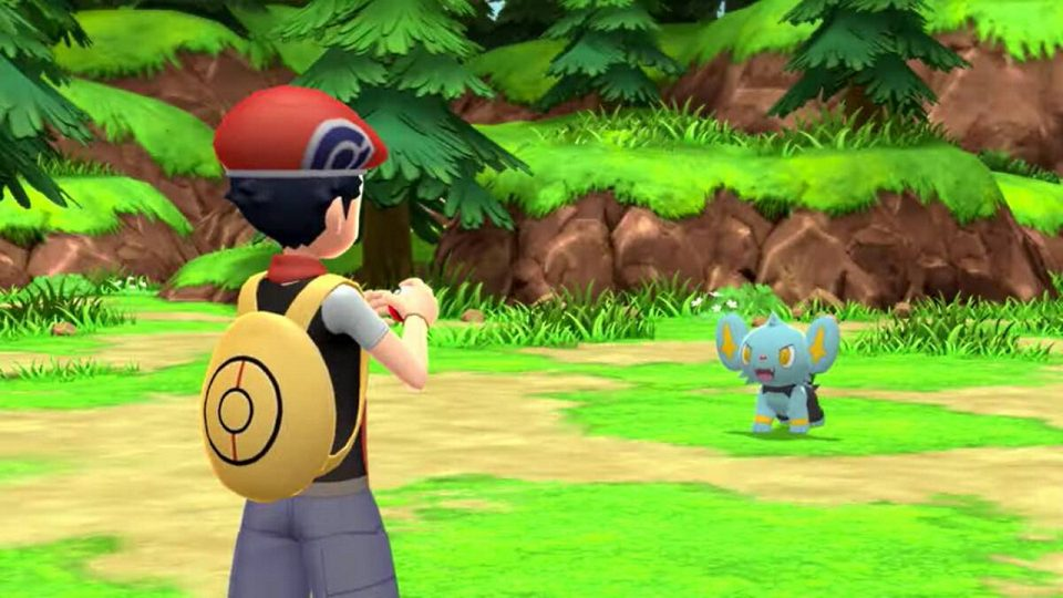 Pokémon Diamante Brillante e Perla Lucente