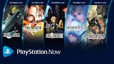 PS Now Final Fantasy