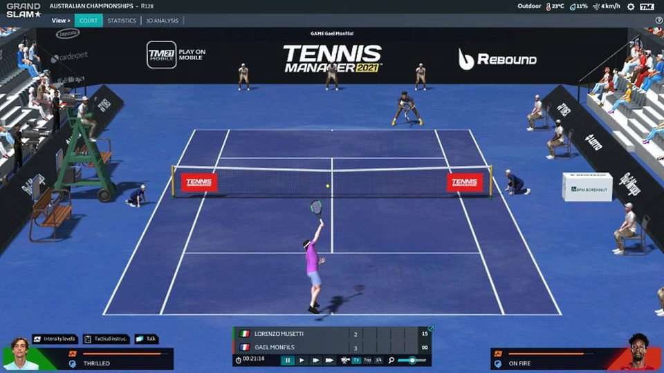 CGCReviews: Tennis Manager 2021 1
