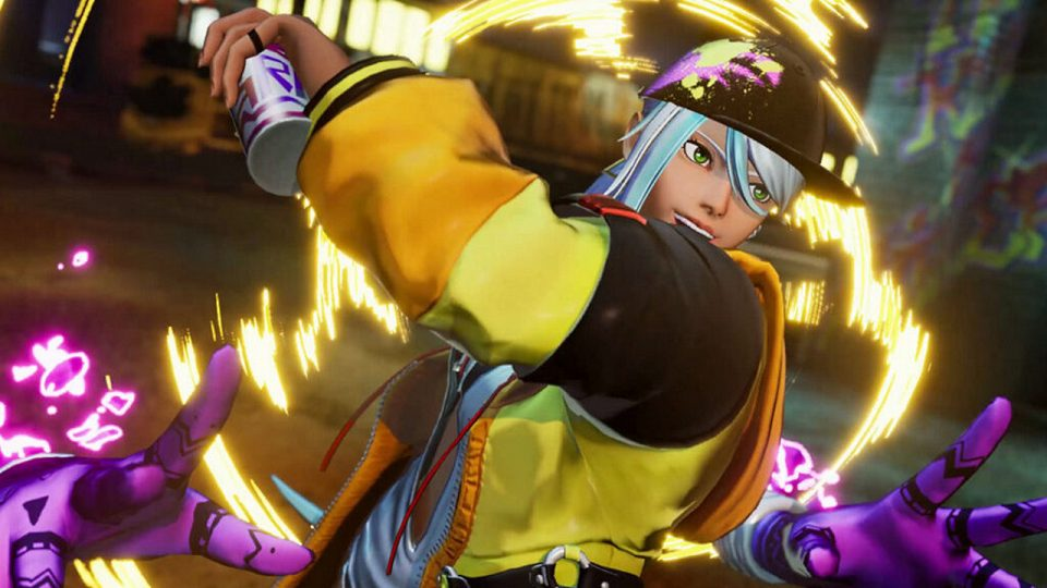 The King of Fighter XV Isla