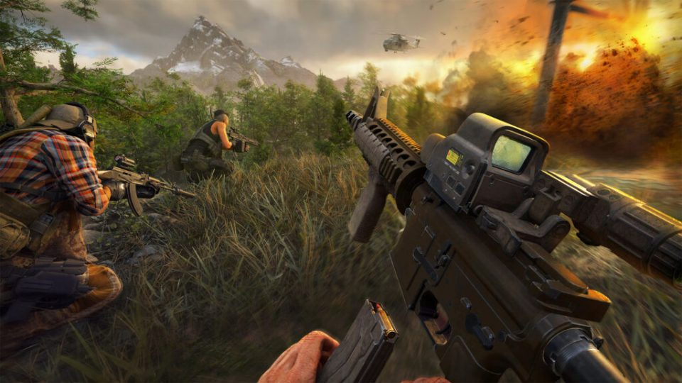 Tom Clancy's Ghost Recon Frontline, il nuovo free to play per PS5, PS4, Xbox Series, Xbox One, PC, Stadia e Luna 5