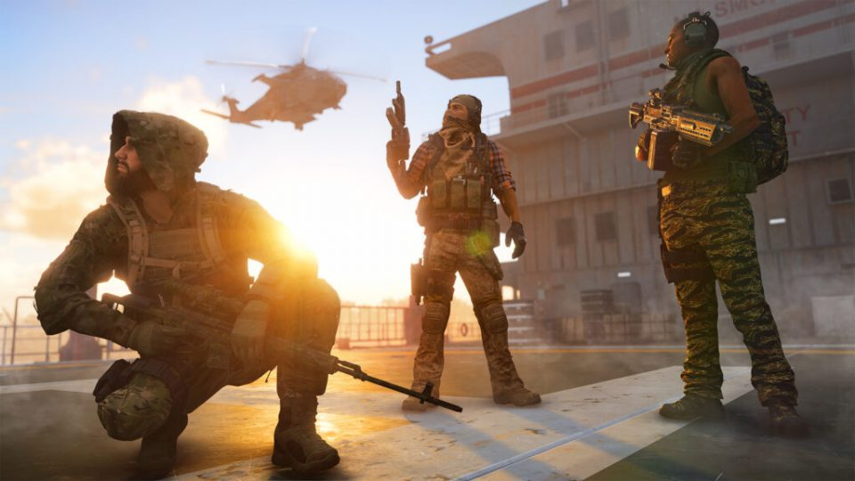 Tom Clancy's Ghost Recon Frontline, il nuovo free to play per PS5, PS4, Xbox Series, Xbox One, PC, Stadia e Luna 6