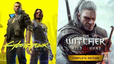 Cyberpunk 2077 & The Witcher 3