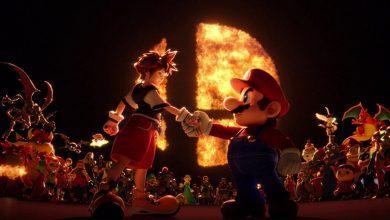 Super Smash Bros. Ultimate - Sora Kingdom Hearts